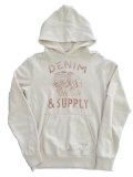 "DENIM&SUPPLY ""Sweat Pullover Parka"""