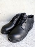 "HATHORN BOOTS(ハソーンブーツ) ""Rainier Oxford boots(BLACK)"""