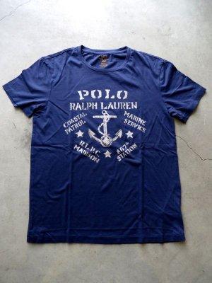 """画像1: Ralph Lauren """"Classic Anchor Graphic Tee"""""""