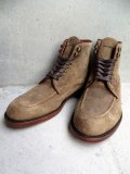 """FRYE """"Walter Lace Up Camel Waxed Suede"""""""