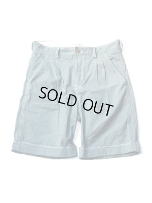 "画像1: masterkey ""WIDE SHORTS(MINT)"""