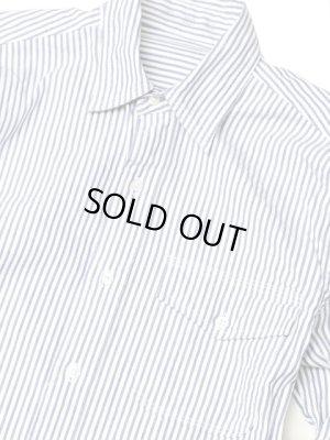 """画像3: SAVE KHAKI  """"Oxford Work Shirt(Stripe)"""""""