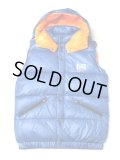 "MOUNTAIN EQUIPMENT ""RETRO LIGHTLINE VEST(Classic Navy)"""