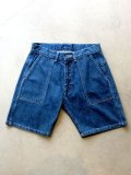 "Nasngwam ""PARK DENIM SHORTS"""