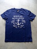 "Ralph Lauren ""Classic Anchor Graphic Tee"""