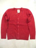 "Nasngwam ""YARD CARDIGAN (RED)"""