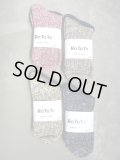 "RoToTo ""MIXED RECYCLE COTTON SOCKS(2017FW)"""