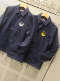 "【FAR EAST NETWORK】""Bristy Anniversary T/C Coach Jacket (Navy)"""