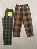 "【BIG MIKE】""HEAVY FLANNEL EASY PANTS"""