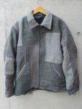 【Nasngwam】ESCAPE JACKET (GRAY/M)""