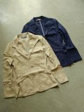 "【FAR EAST NETWORK】""Cotton/Linen Italian Jacket"""