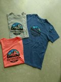 "【patagonia】""Fitz Roy Scope Organic Cotton Tee"""