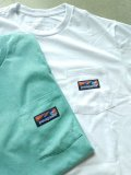 "【patagonia】""Boardshort Label Pocket Responsibili-Tee"""